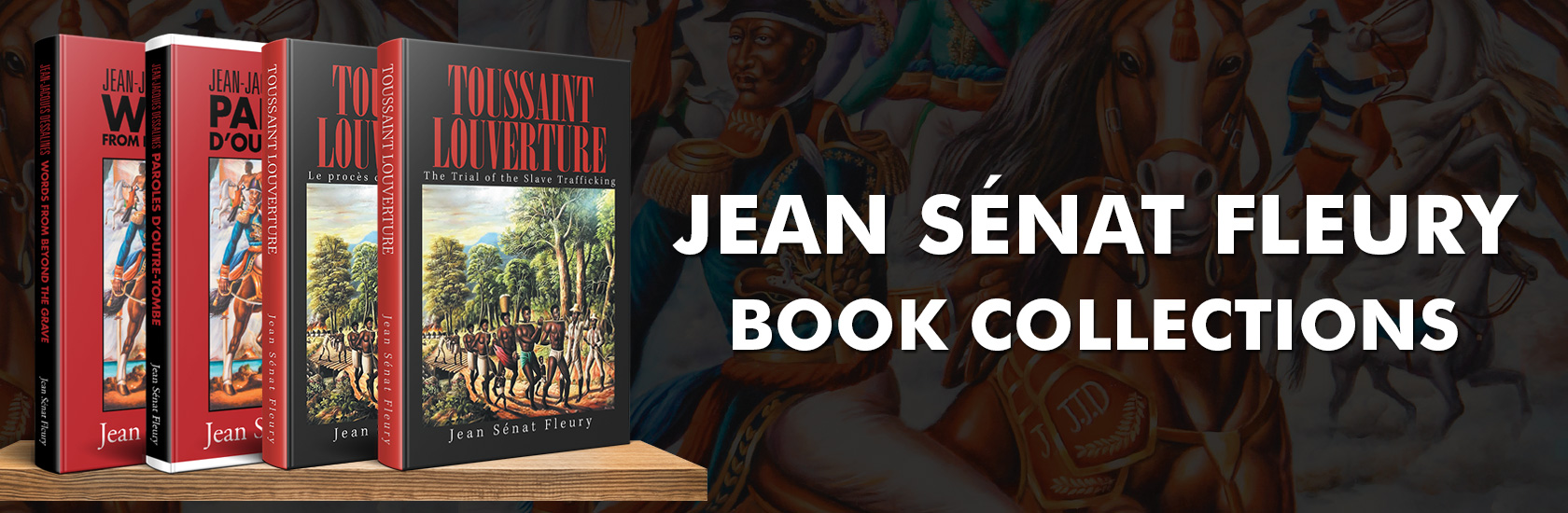 Jean Sénat Fleury Book Collections